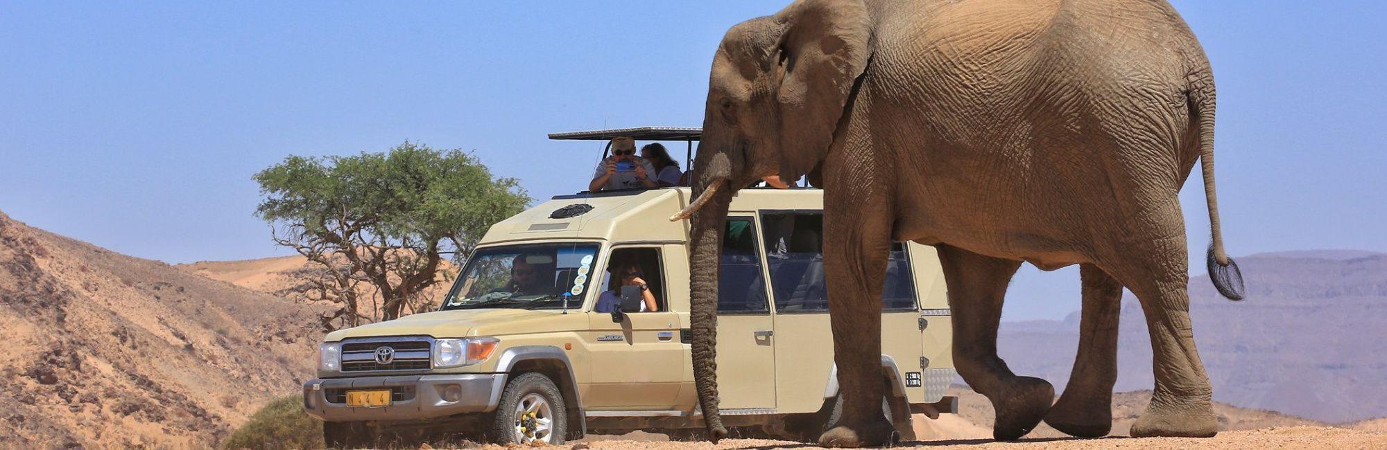 Luxe groepsreis Namibié