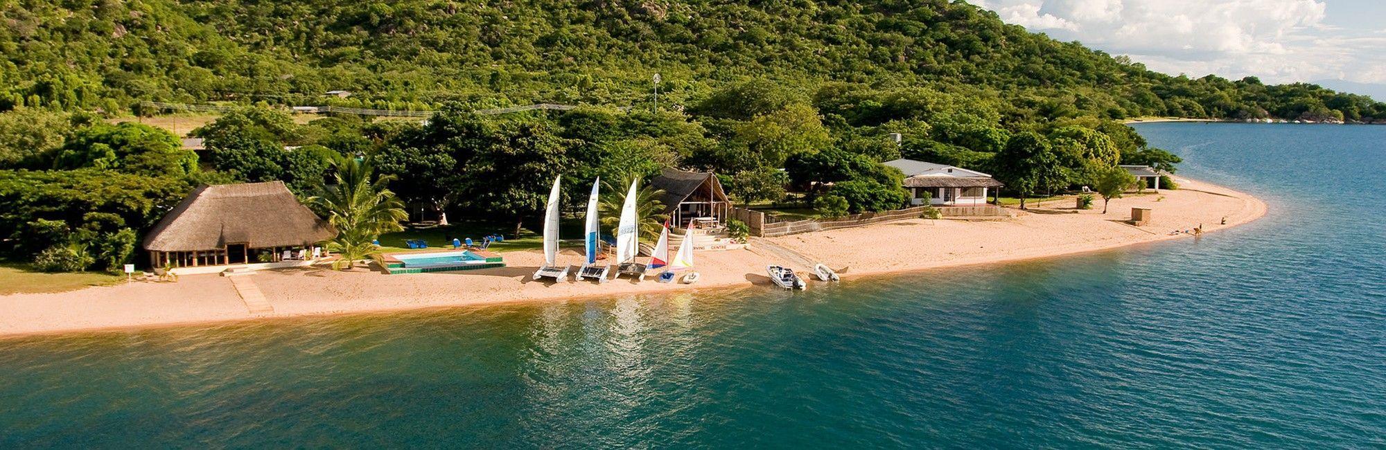Malawi Strand Lake Malawi