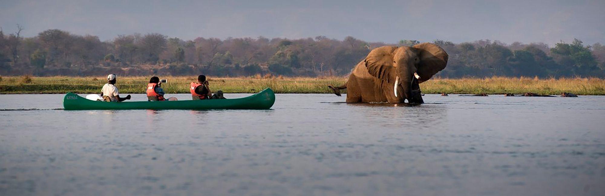 Groepsreizen Zambia