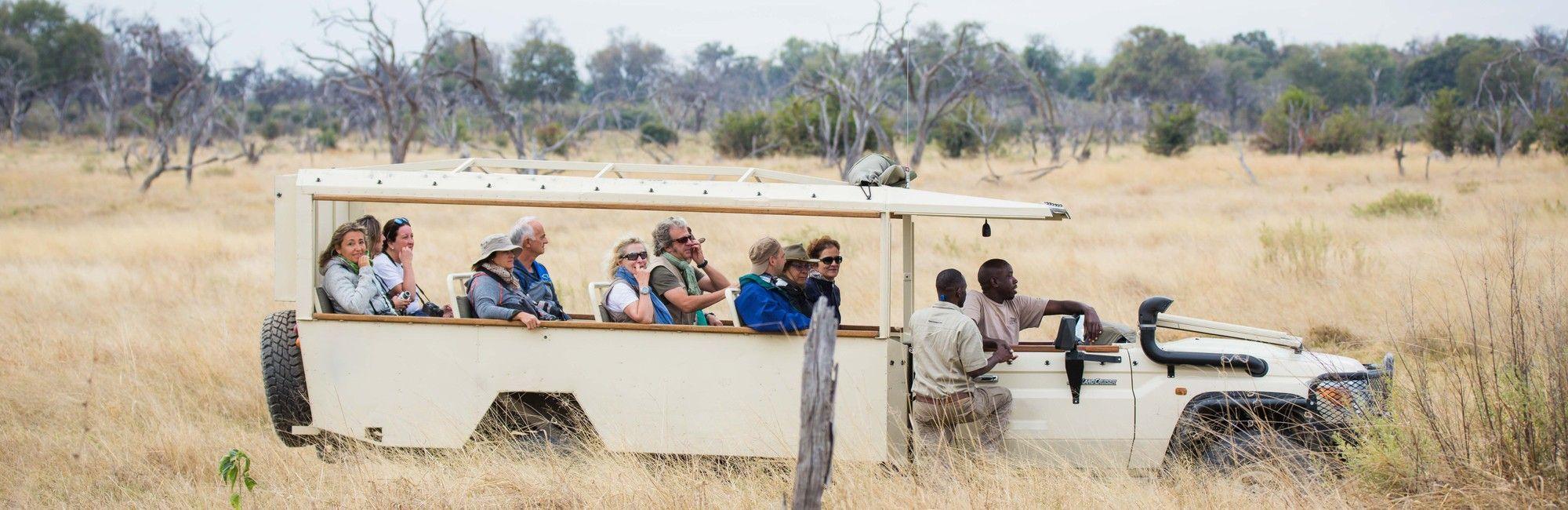 Kampeersafari Botswana Optimaal