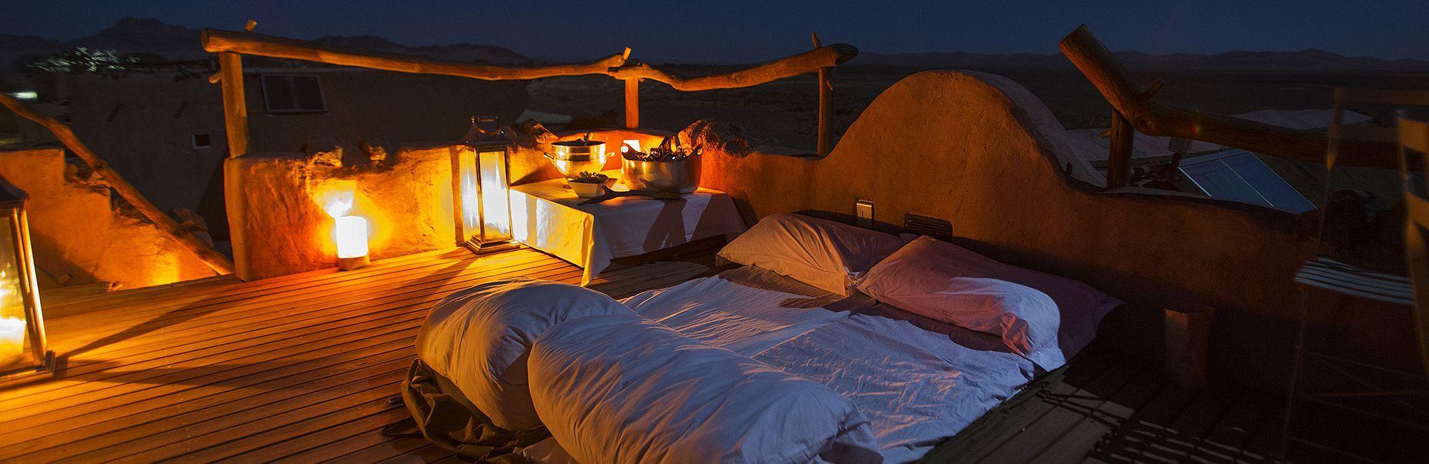 Luxe reizen Namibië