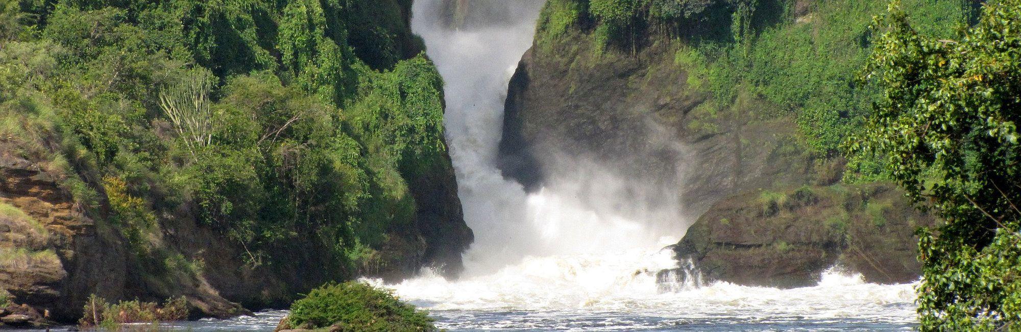 Oeganda Murchison Waterval