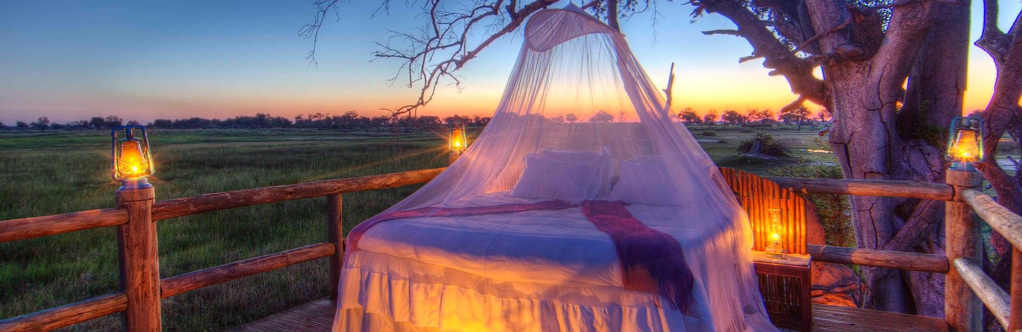Luxe rondreis Namibie en Botswana