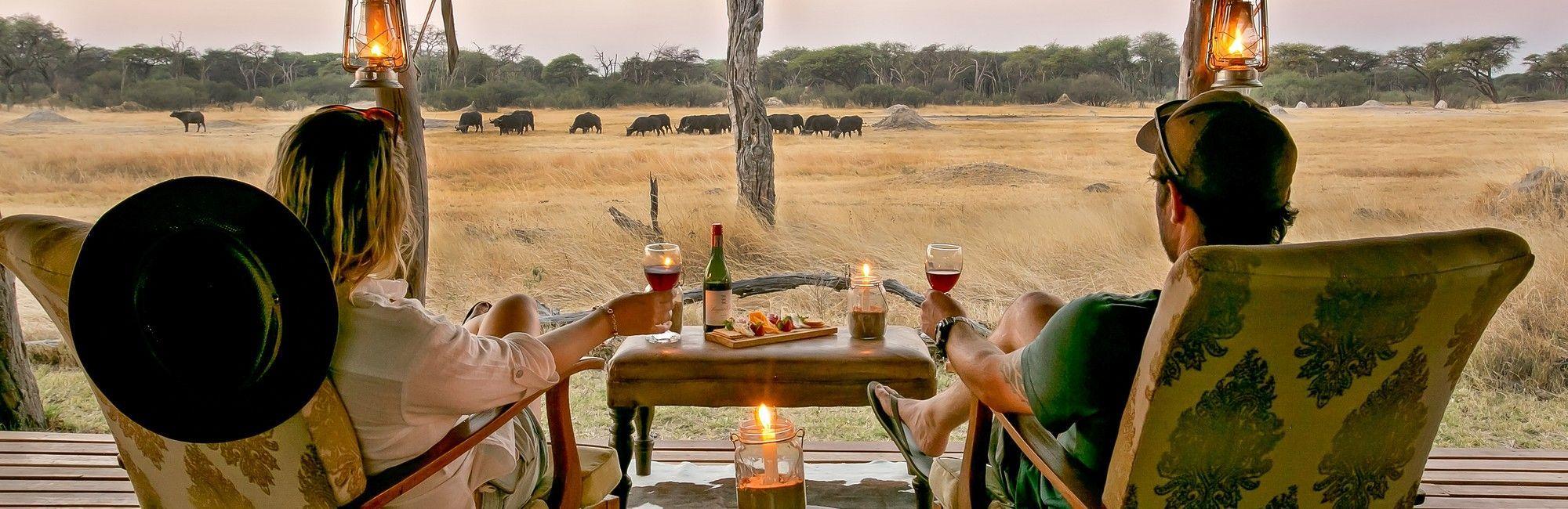 Luxe reizen Zimbabwe