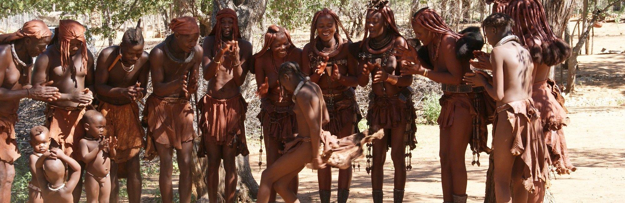 Namibie cultuur