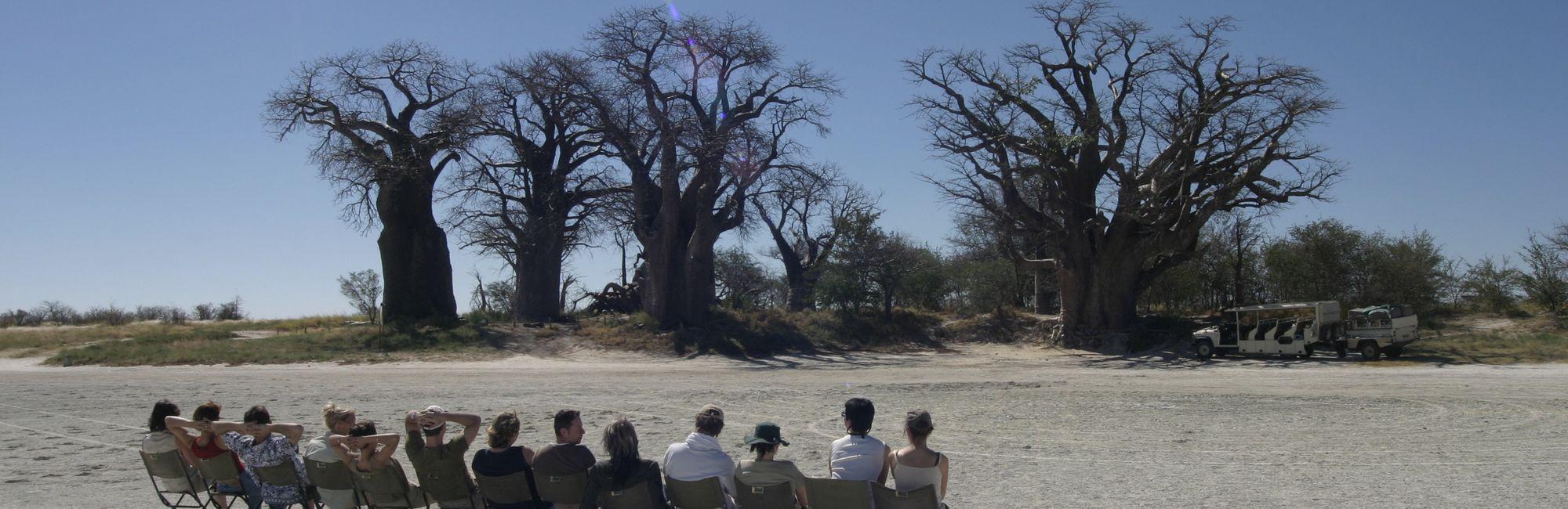 Groepsreizen Botswana