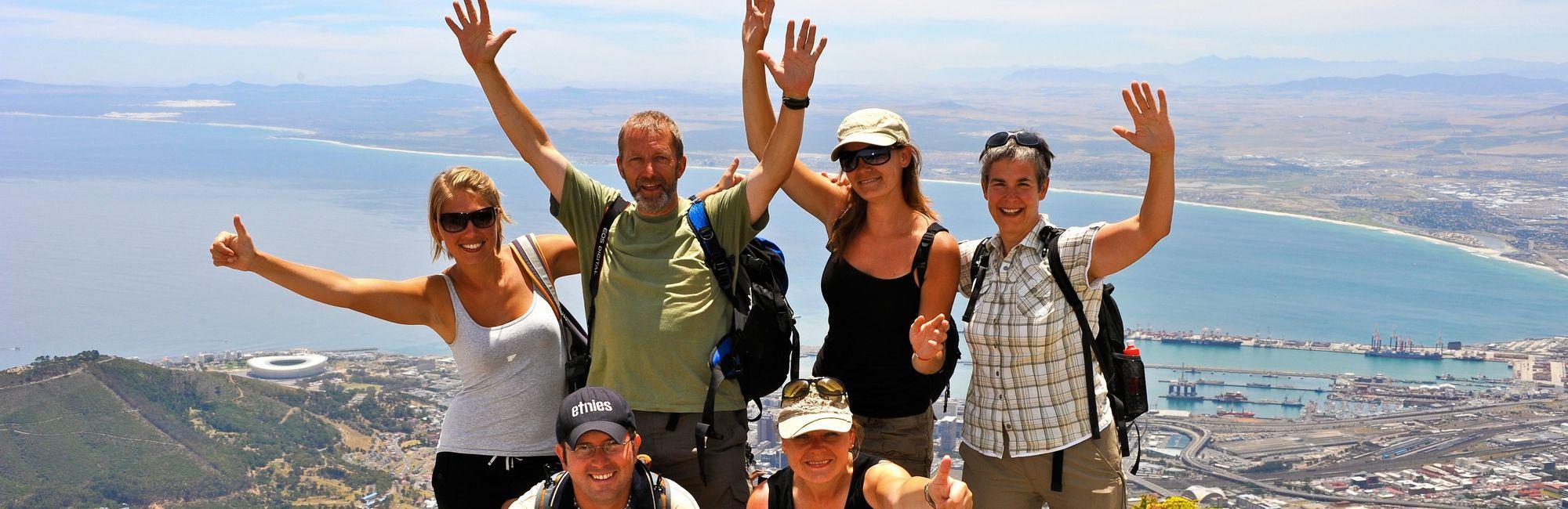 Groepsreizen Zuid-Afrika