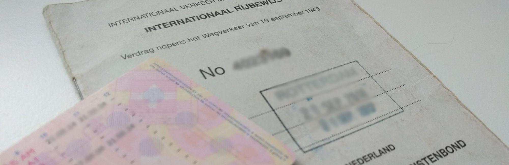 Internationaal Rijbewijs Namibië