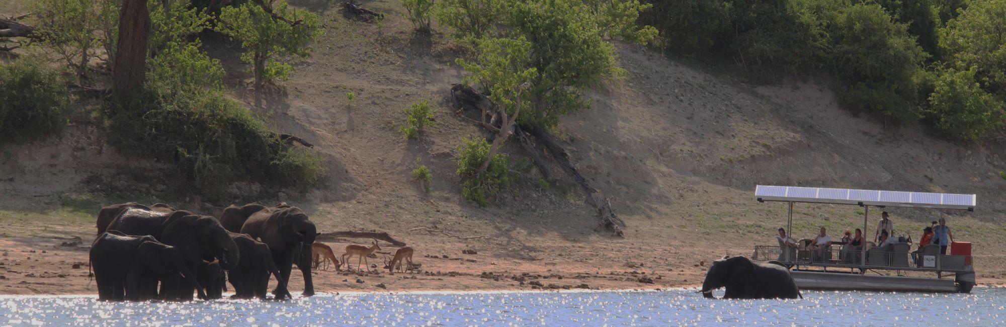 Rondreizen Botswana