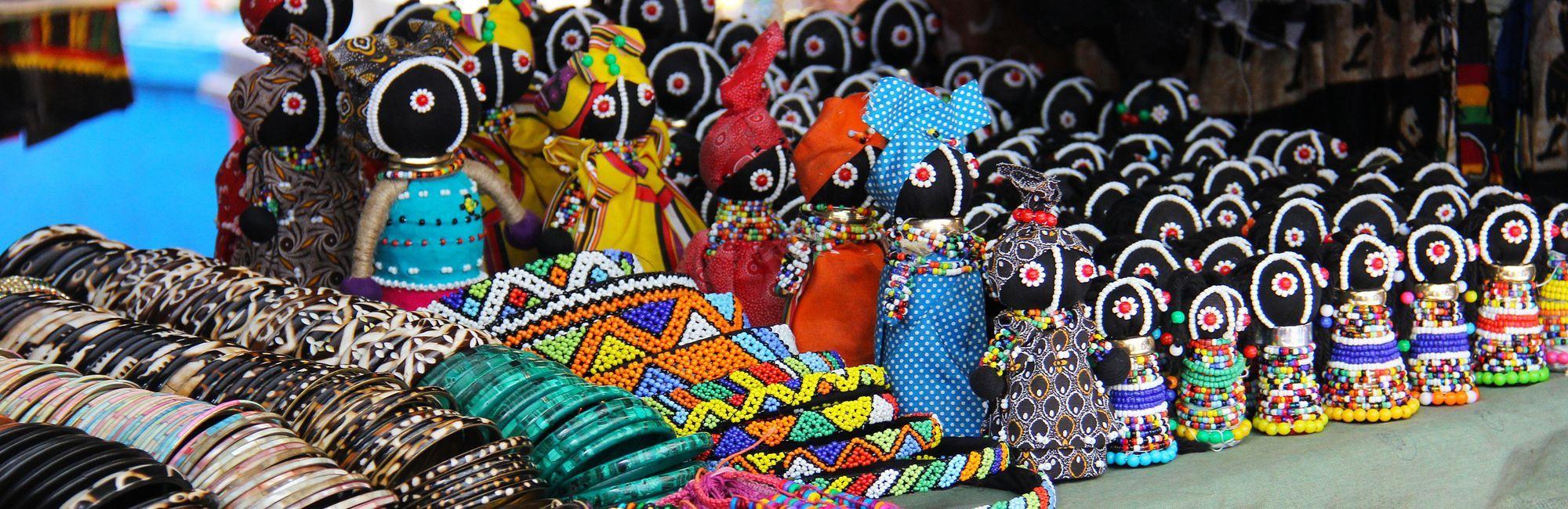 Vakantie Afrika