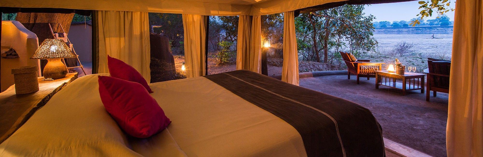 Luxe reizen Zambia