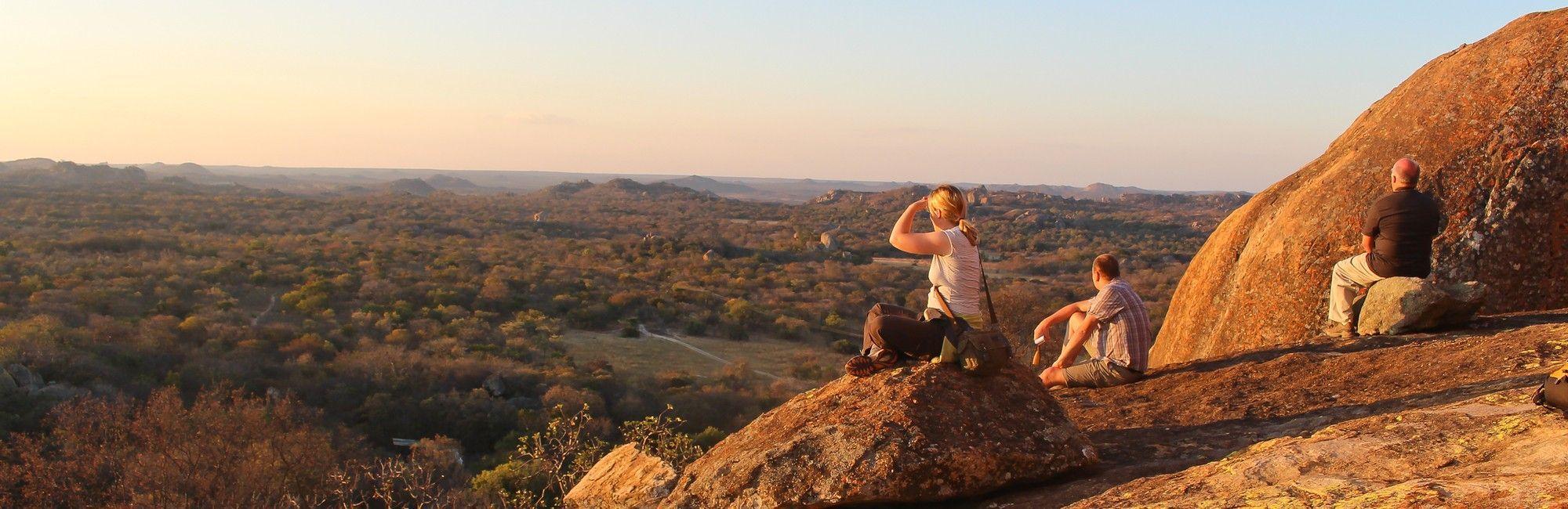 Groeps rondreis Zuid-Afrika, Zimbabwe, Botswana