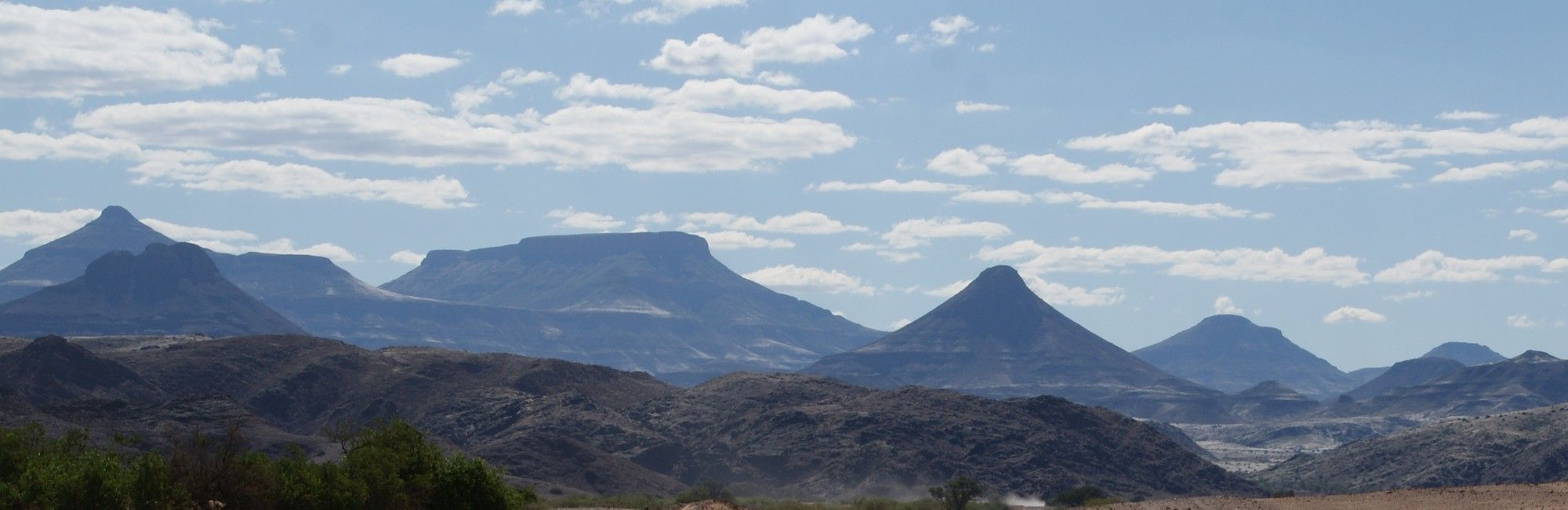 Grootberg Mountains