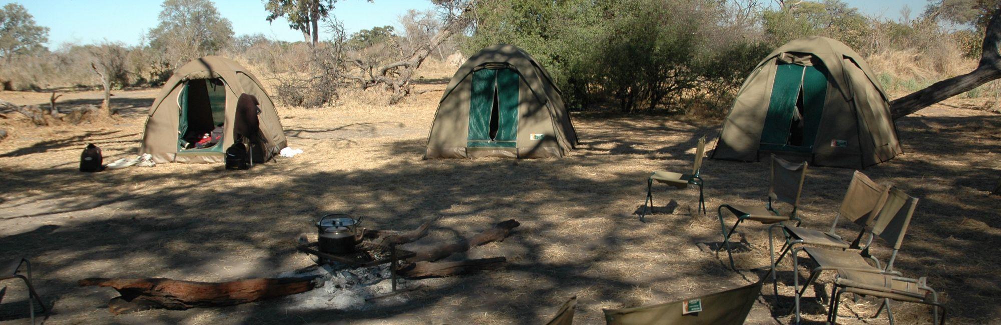 Kampeer groepsreis Victoria Falls en Namibie