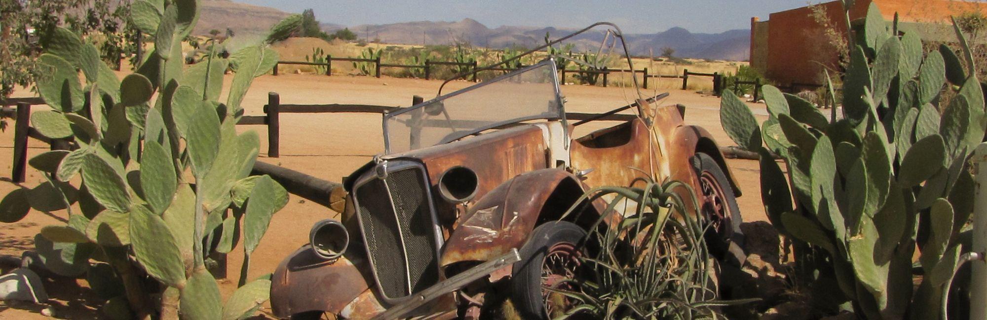 Rondreis Zuid-Afrika & Namibië maar dan anders