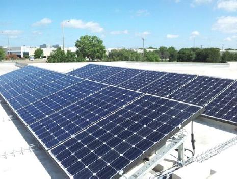 APSystems zonnepanelen zonder schaduw