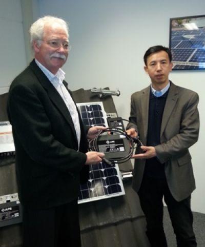 FocuS-E is distributeur voor Altenergy Power System (APS)