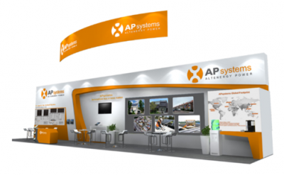 APsystems op SolarSolutions 2016