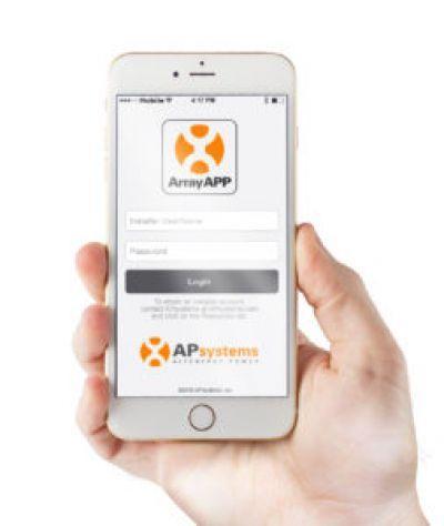APS introduceert ArrayApp voor iOS en Android