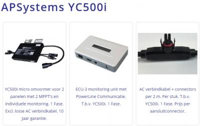 Nieuwe webshop FocuS-E met APSystems producten