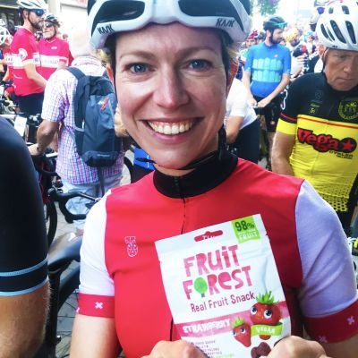 Fruit Snacks: ideal cycling fuel