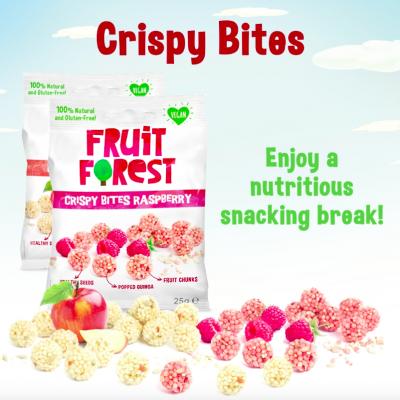Crispy Bites: the snacking innovation of 2021!
