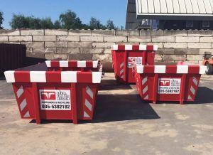 Container huren - containerverhuur