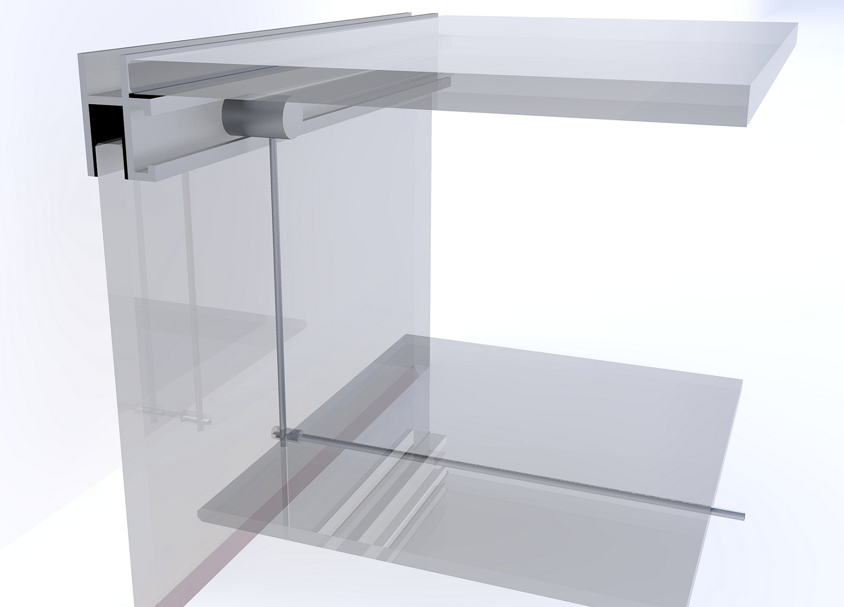 Verwonderend Glascom Showcases - Schappen IQ-62