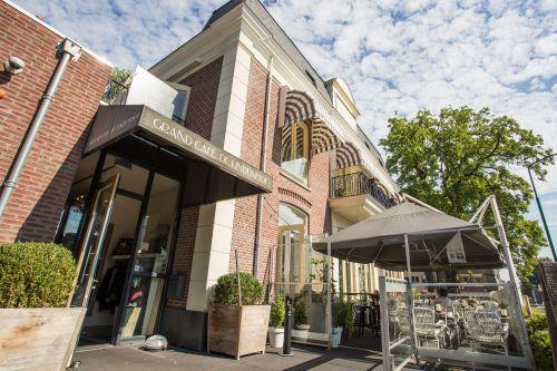 grandcafé de lindenhof - contact