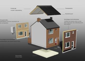 Zeventig woningen in Soest gasloos en energieneutraal