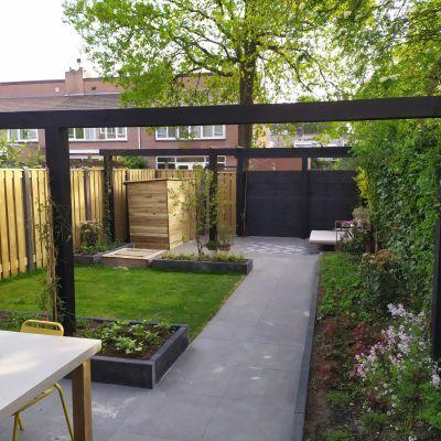 Tuinrenovatie in Soesterberg