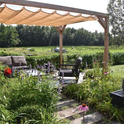 Bijen- en vlindervriendelijke tuin in Soest