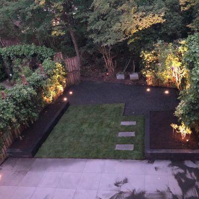 Renovatie achtertuin in Soesterberg