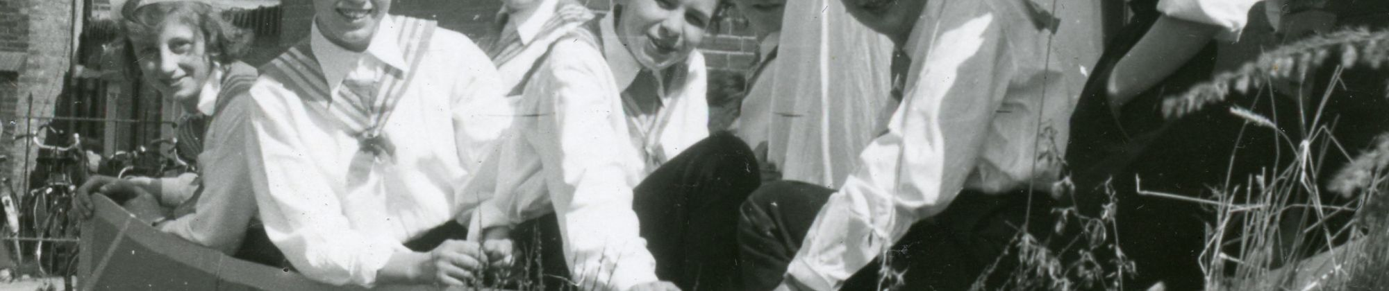 Bevrijdingsoptocht 1955