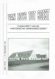 23e jaargang nr. 1 - zomer 2002