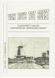 22e jaargang nr. 3 - winter 2001