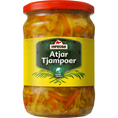 Inproba Indonesian Mixed Pickles
