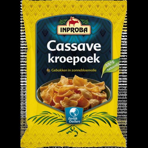 Inproba Cassave Kroepoek