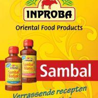 Gratis kookboekje bij Sambal Badjak en Manis