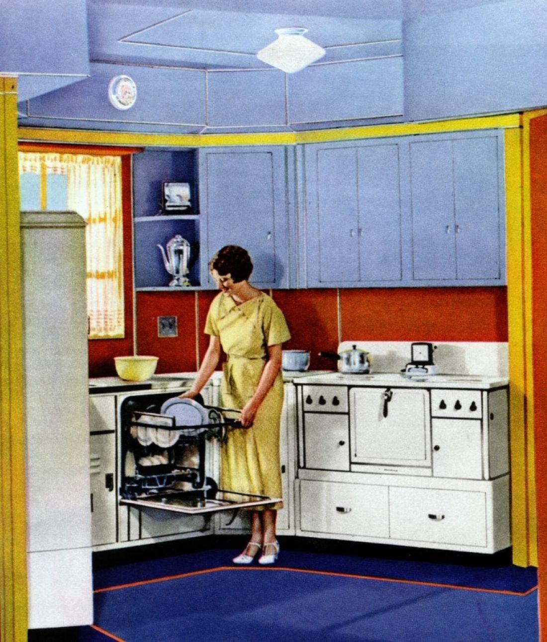 Kooktrends eind jaren 39 60 inproba oriental foods for Jaren 60 interieur
