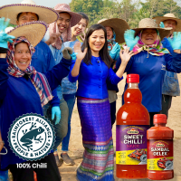 The story behind our sustainable sambals and chilli sauces