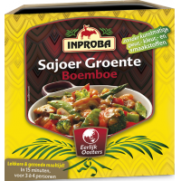 Boemboe Sajoer Groente