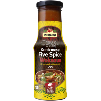 Kantonese Five Spice Woksaus