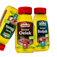 New sambal packagings!