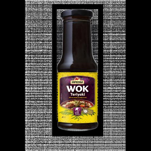Inproba Wok - Stir Fry - Teriyaki
