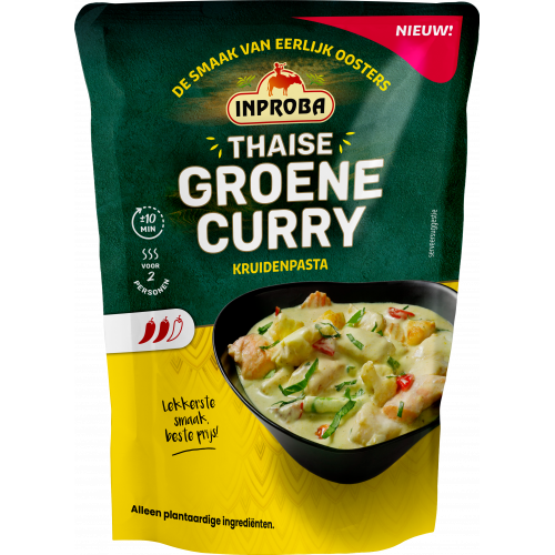 Inproba Thaise Groene Curry