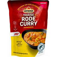 Thaise Rode Curry