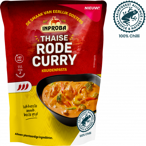 Inproba Thaise Rode Curry