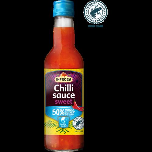 Inproba Chilli Sauce 50% less sugar