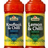 Nieuwe chilli sauzen!
